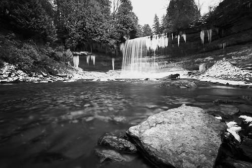 falls manitoulin manitoulinisland iamcanadian bridalveilfalls kagawong rivers water