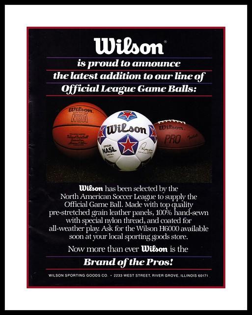 Wilson, 1981