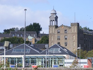 Dundee foundry and Dens Works