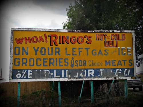colorado market decay billboard generalstore smalltown segundo