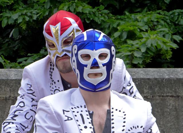 Candoco masks