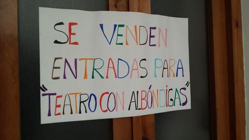 Rueda de prensa presentación Teatro con Albóndigas | by iuelviso