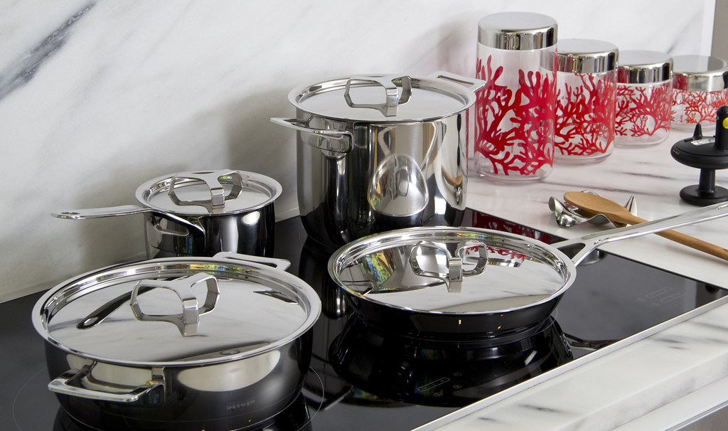 Alessi Cookware and Storage | Featuring Alessi Pots and Pans… | Flickr
