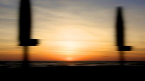 sunset sea summer sky italy sun blur silhouette clouds dark landscape reflex nikon blurred summertime dslr 169 fregene singita appleaperture fav10 fav25 skyporn d5200 nikond5200