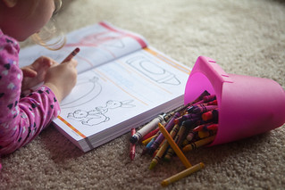 Preschool Workbook | by Corie Howell