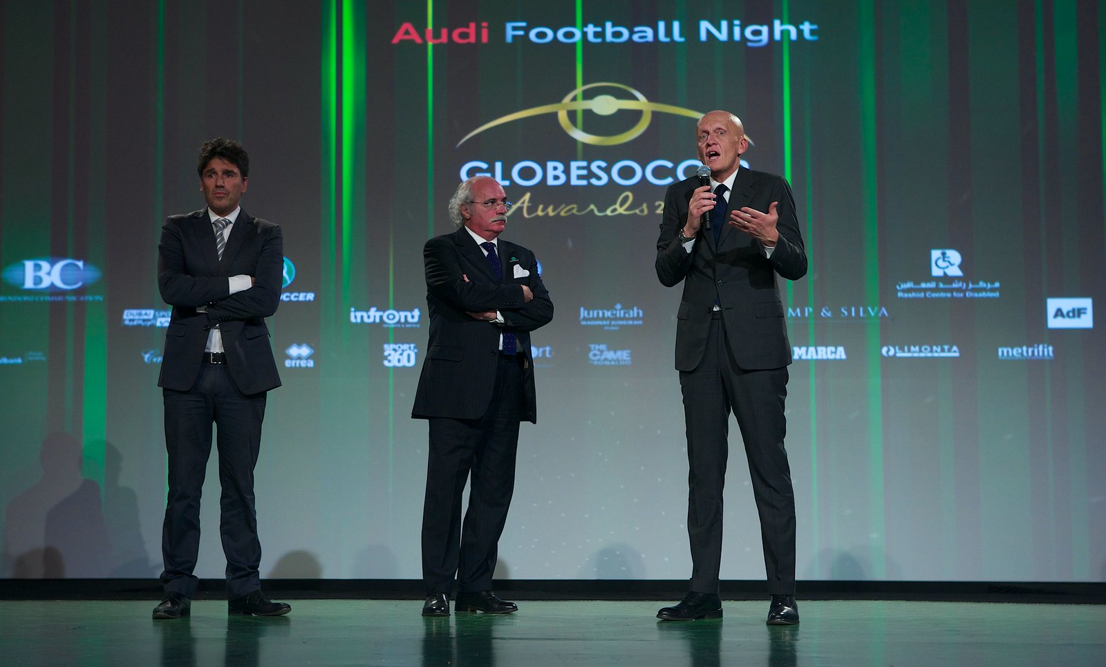 Globe Soccer Awards 246