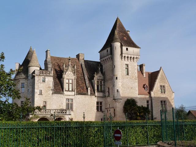 Castillo de Milandes (Périgord, Francia)
