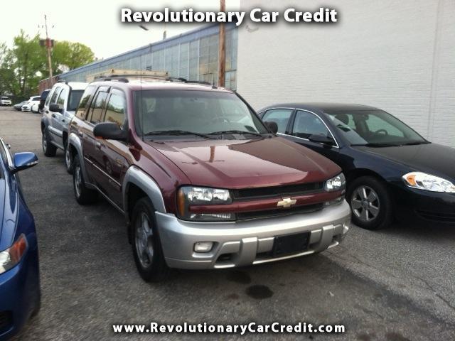 2004 Chevrolet TrailBlazer LT 4WD | www revolutionarycarcred