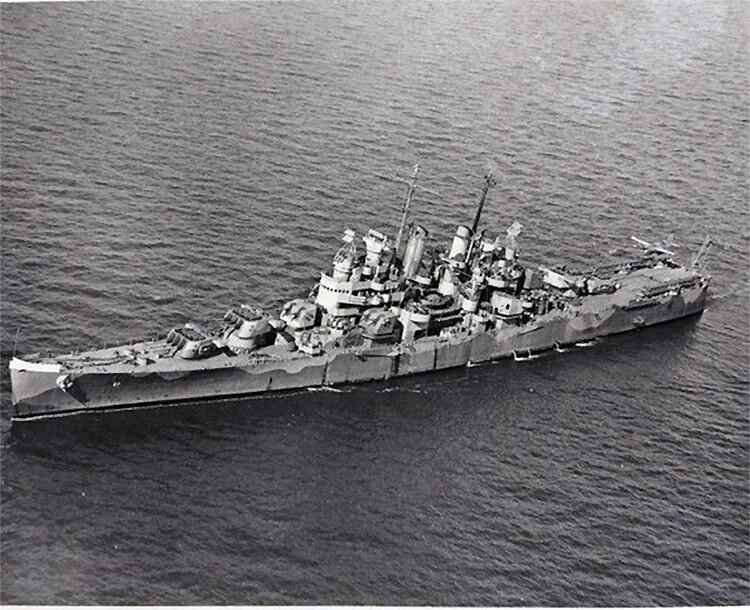 美国海军到
