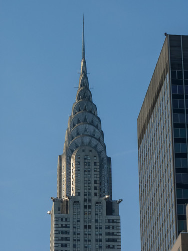 The Chrysler Building | by PangolinOne