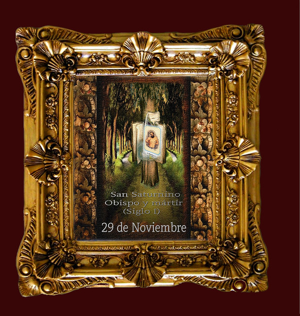 San Saturnino.(†Dedicado  al P.Cotallo)