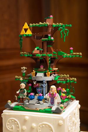 Legend Of Zelda Wedding Cake 1 The Wedding Day Arrived Ze Flickr