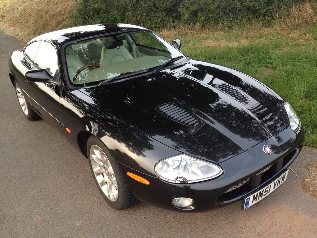 Jaguar XKR X100 - 2001   2001 X100 Jaguar XKR supercharged ...