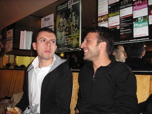 Alex and Erol