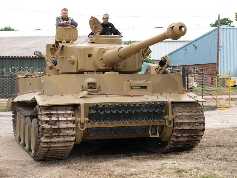 Tiger Tank (1)
