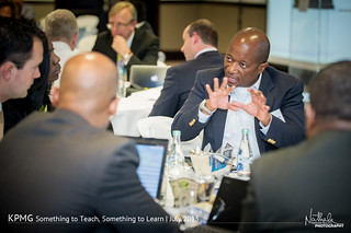 """KPMG Healthcare conference """"Something to Teach, Something to Learn"""" held in Johannesburg from 15 to 17 July 2013 