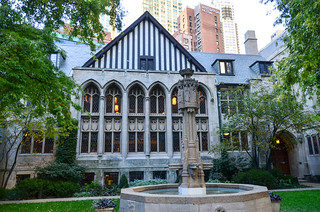 Fourth Presbyterian Church   by reallyboring