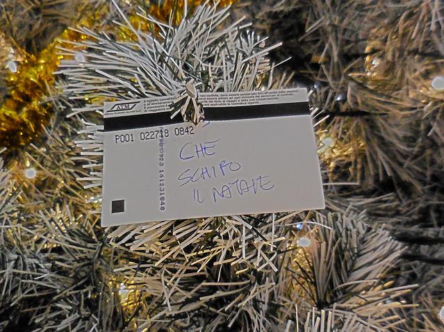 messaggi x Babbo Natale