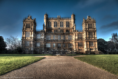 Wollaton Hall HDR