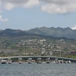 Bridge over Pearl Harbor, Oahu