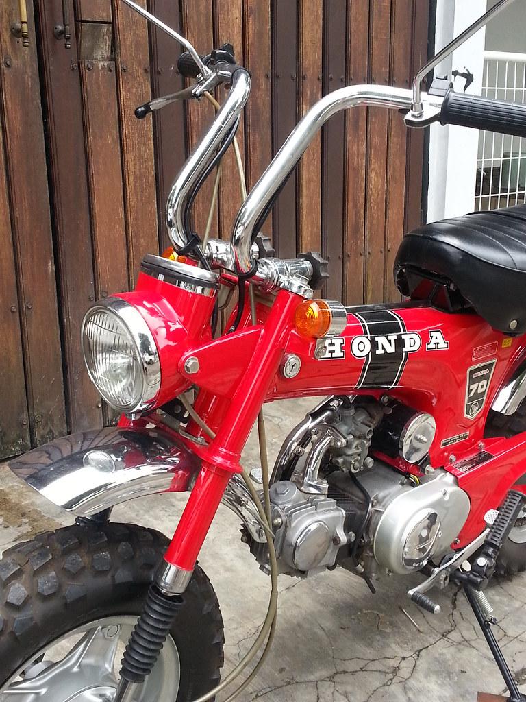 Honda Dax St