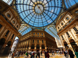 galleria vittorio emanuele | by paul bica