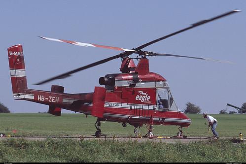 KAMAN K-MAX ZB-ZEH AG Phalsbourg sept 2007 | by paulschaller67