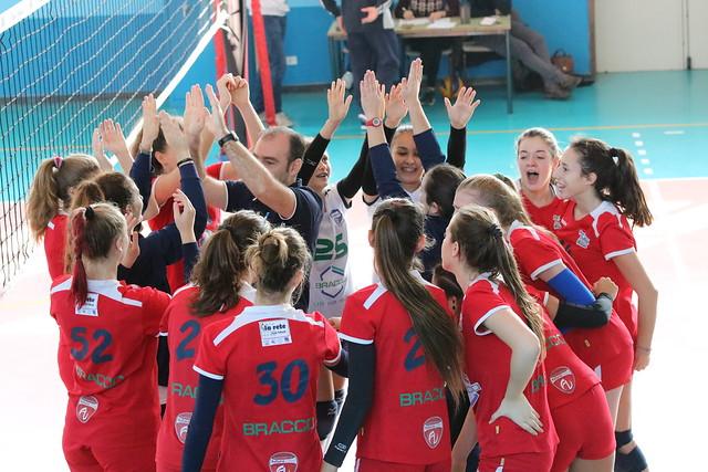Campionato PGS U16 Bianca 30 Ottobre 2016 Pro Patria  - Polisportiva San Giuliano 3 - 0
