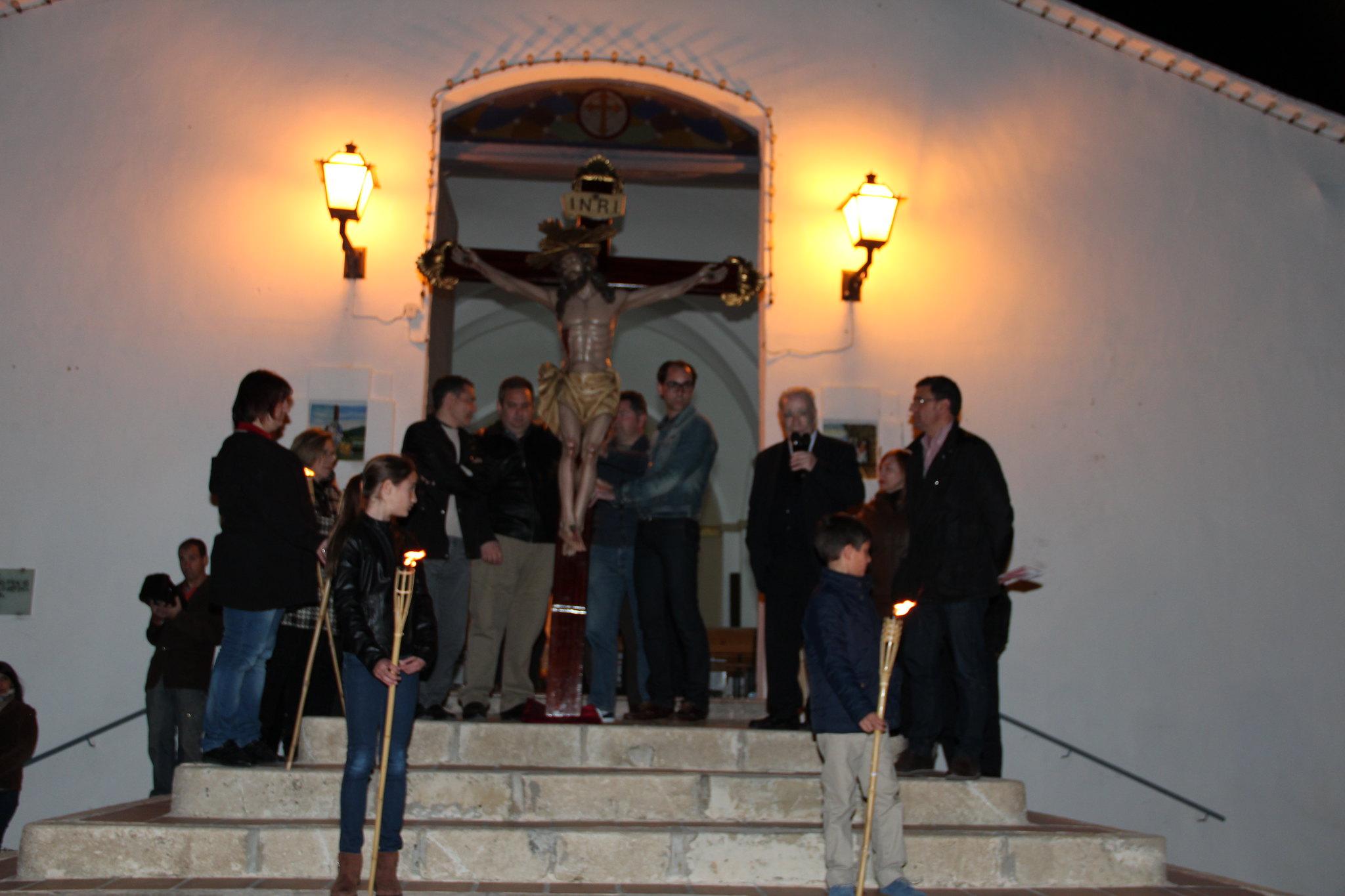 (2015-03-27) - VI Vía Crucis nocturno - Antonio José Verdú Navarro (04)
