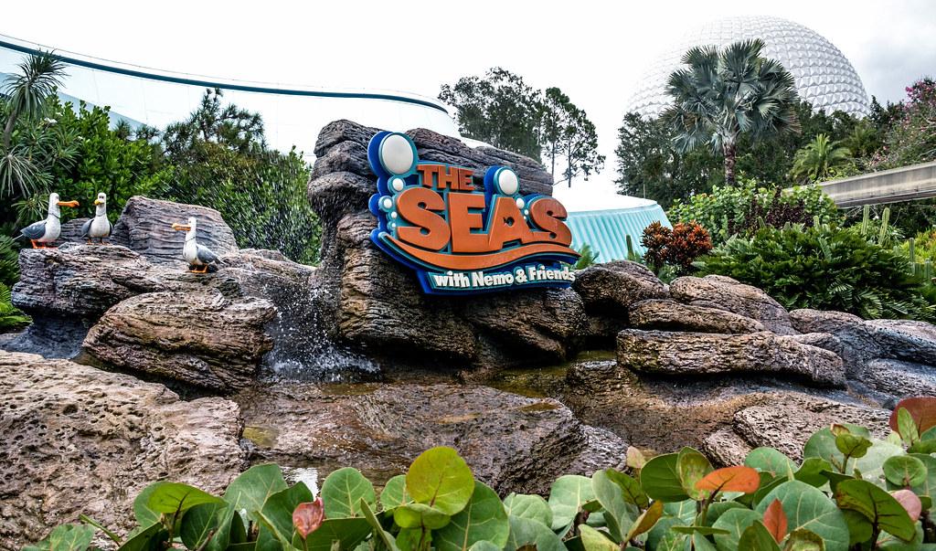 The Seas Epcot