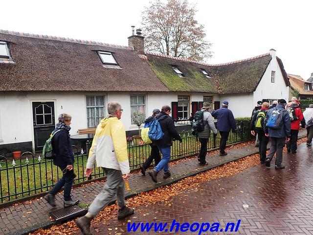 2016-11-09  Gooimeer tocht   25 KM   (110)