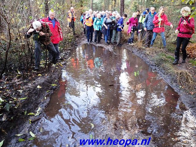 2016-11-16    3e Rondje-WolfHeze   25 Km  (128)