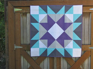 Barn Star Quilt | by Sew Katie Did