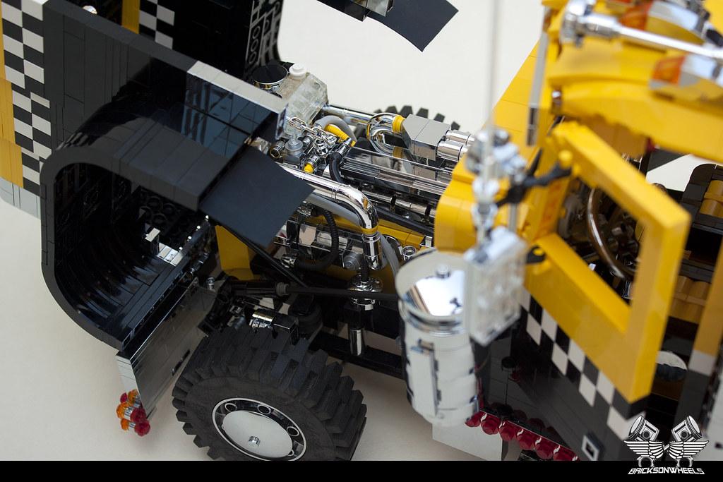 Peterbilt 379 C15 Cat engine | Cat C15 Acert engine with a l