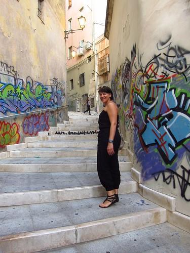 Graffiti Stairs   by fabulousfabs