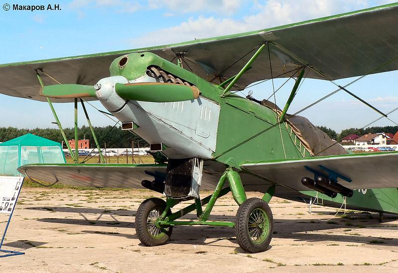 Polikarpov R-5 (2)