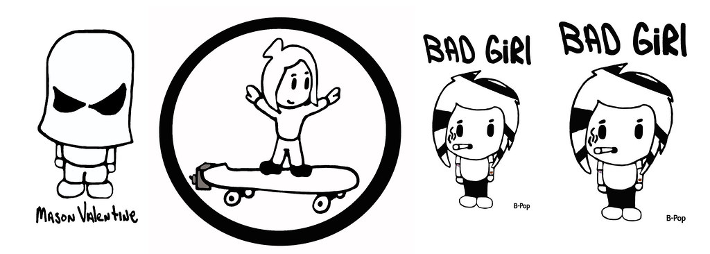 free skateboard coloring pages | free printable coloring page Bart ... | 366x1024