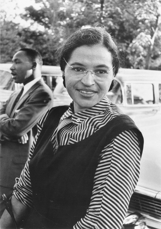 Rosa Parks (Wikipedia) | Jim Forest | Flickr
