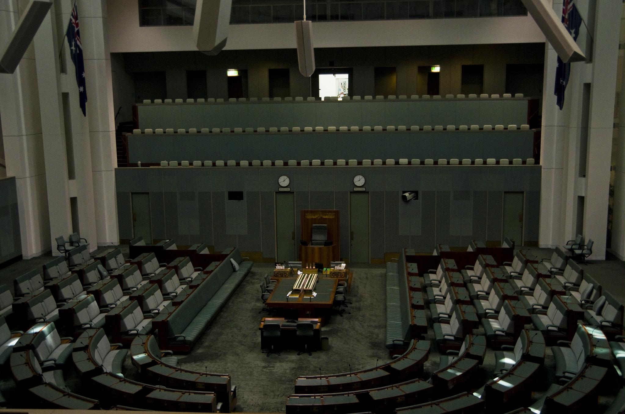 New Parliament House   Campervan Finder