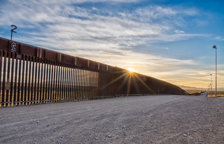 The Great Wall of America | by Gary Goodenough