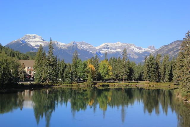 Banff, Alberta, Canada.