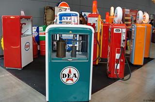 6- DEA u. Esso Ölkabinett