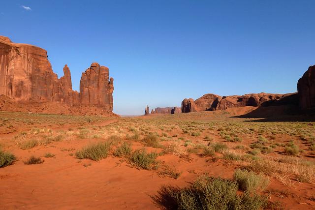 Monument Valley Navajo Tribal Park - Navajo Nation, Arizona