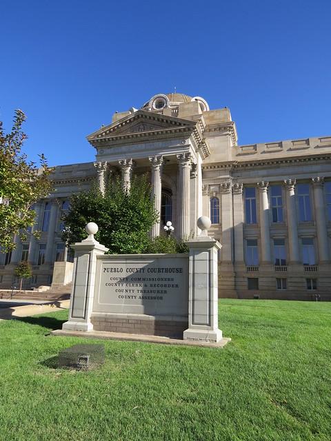 Pueblo County Courthouse