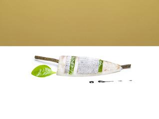 filet de bar épinard | by studio mixture