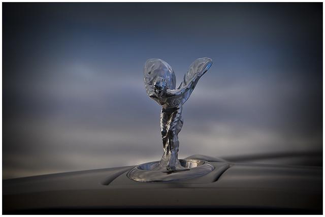 A wraith at Wemyss Bay Oct 2013...