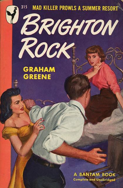 Bantam Books 315 - Graham Greene - Brighton Rock
