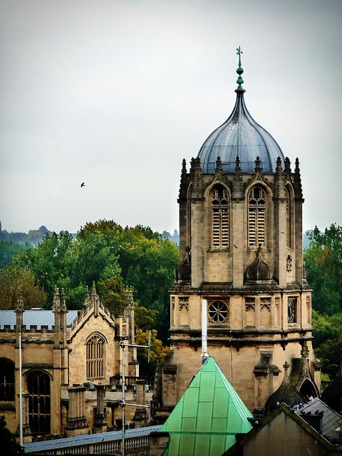 Tom Tower, Oxford