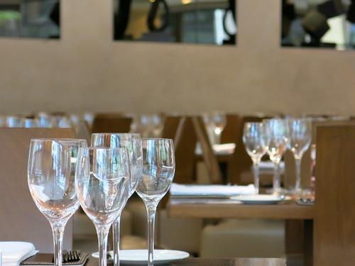 Empty restaurant | by feltip1982
