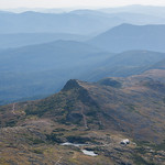A view from Mount Washington